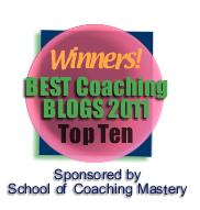 Top Ten Best Coaching Blogs 2011 Winners