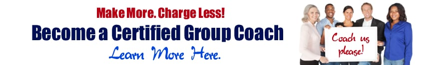Become a Certified Group Coach