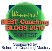 Best coaching blogs contest