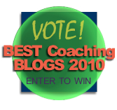 Best Coaching Blogs 2010