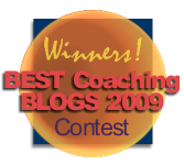 Best Coaching Blogs Winners
