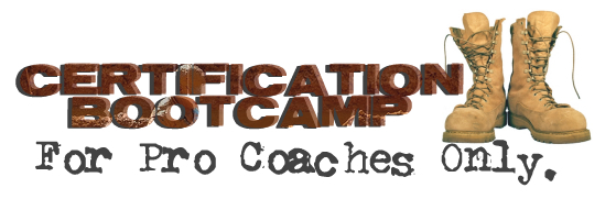 Coach Certification Bootcamp