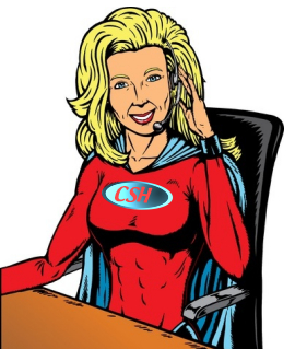 Coaching Super Heroes