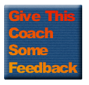 Give this coach some feedback