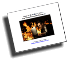 How to Blog Effectively for Your Coaching Business eBook