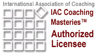 IAC Coaching Masteries Authorized Licensee