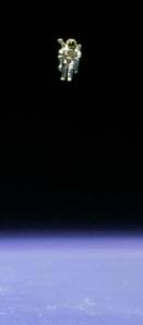 NASA Space Walk