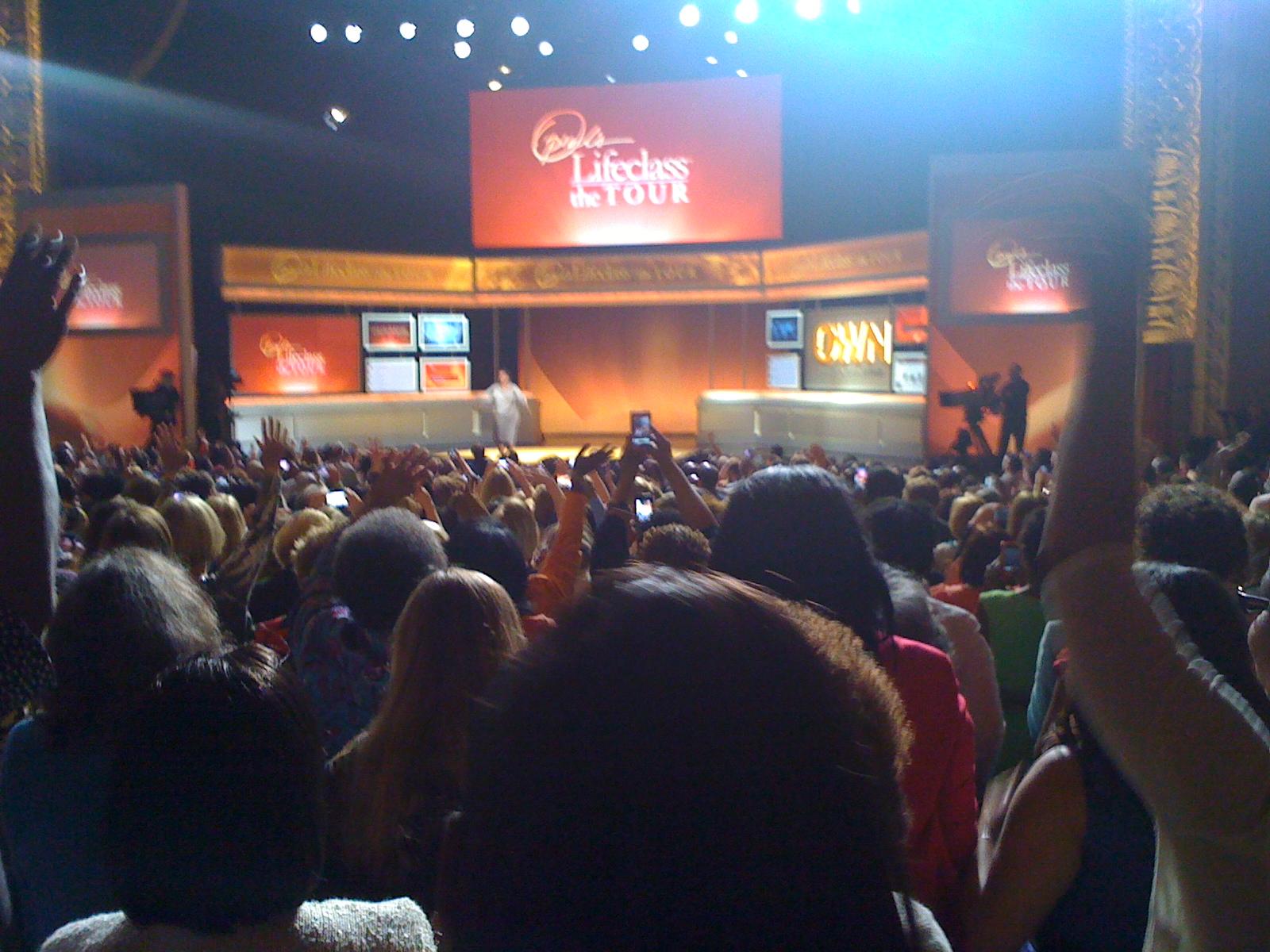 Oprah's Lifeclass Tour