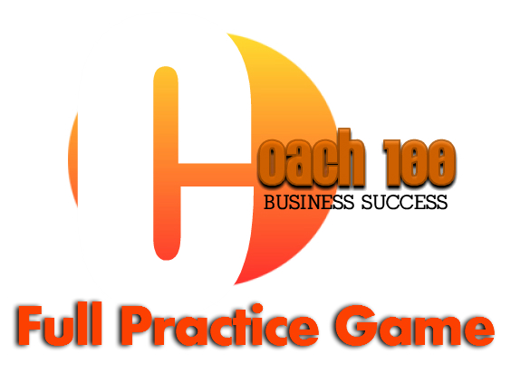 Coach 100 Full Practce Game
