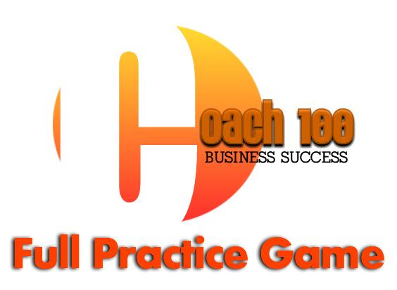 Coach 100 Full Practce Game