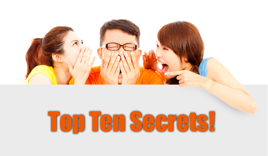 Top Ten Secrets to Making a Living as a Life Coach