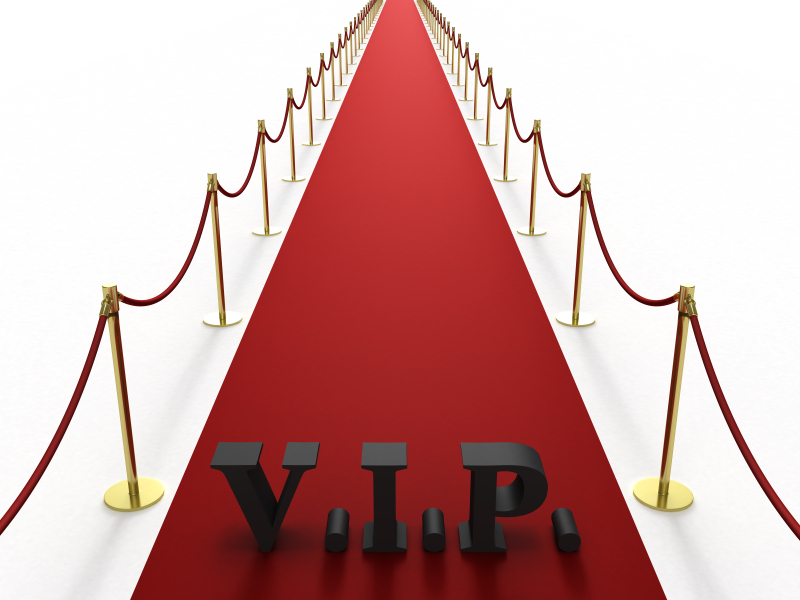 Red carpet to making a living as a life coach