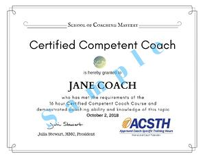 Jane Coach IPP1