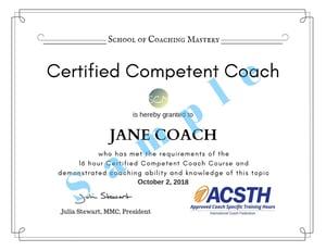 Jane Coach IPP1