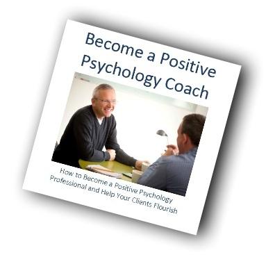 Become a Positive Psychology Coach