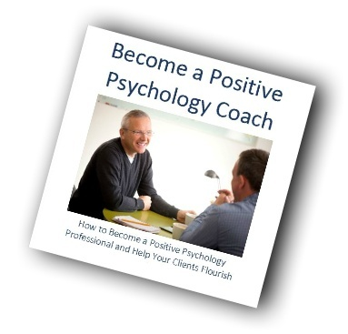 Become a Positive Psychology Coach